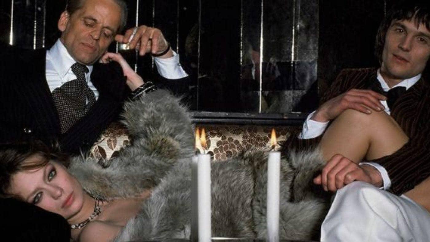«Голубки» для элиты: проституция на высшем уровне в борделе мадамКлод