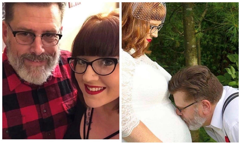 Все смешалось: американка вышла замуж за свекра и родила от него ребенка