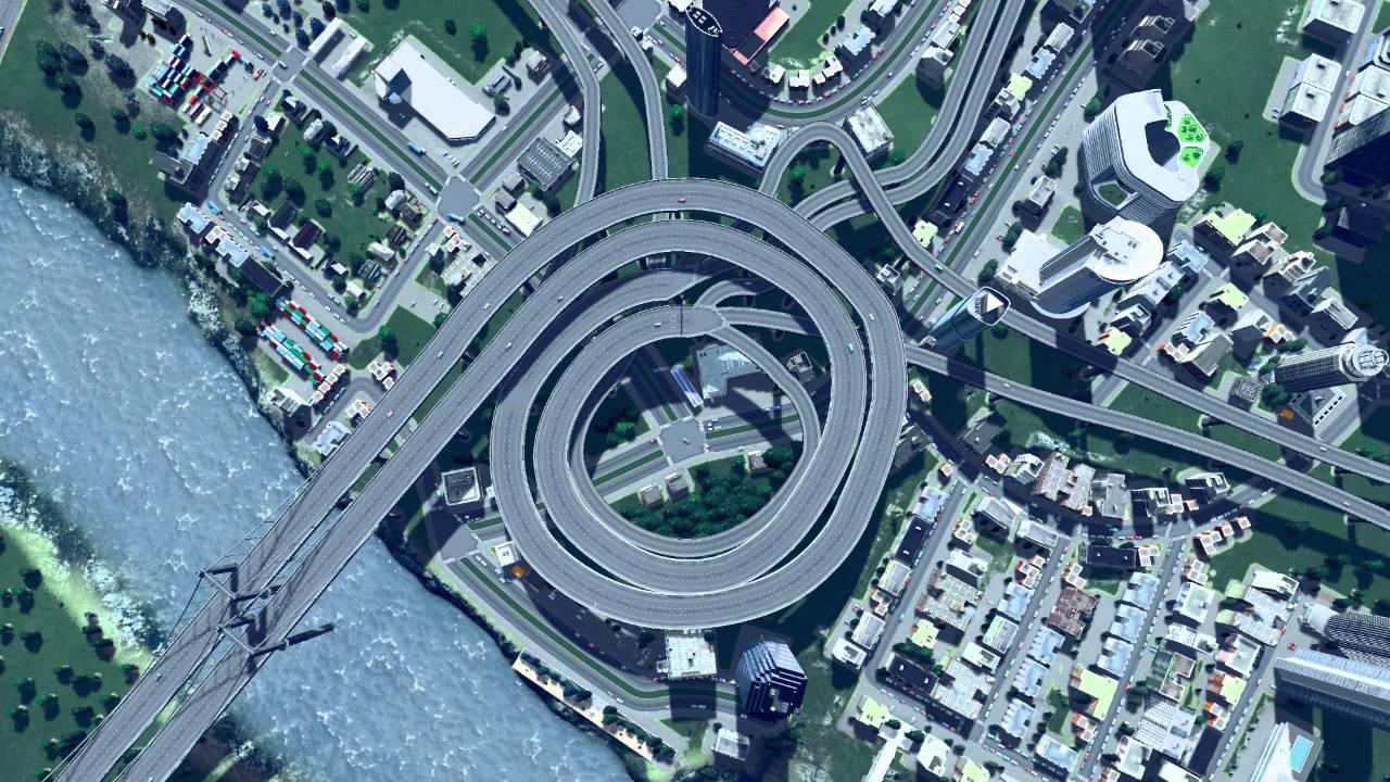 Bigpicture ru nanpu bridge interchange