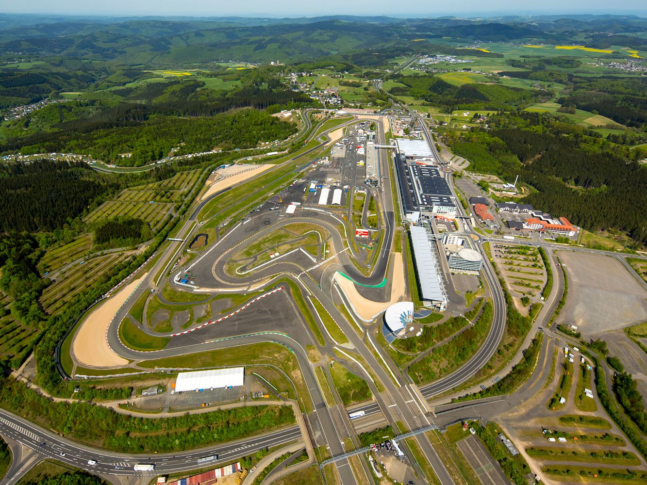 Bigpicture ru nordschleife nürburgring 1
