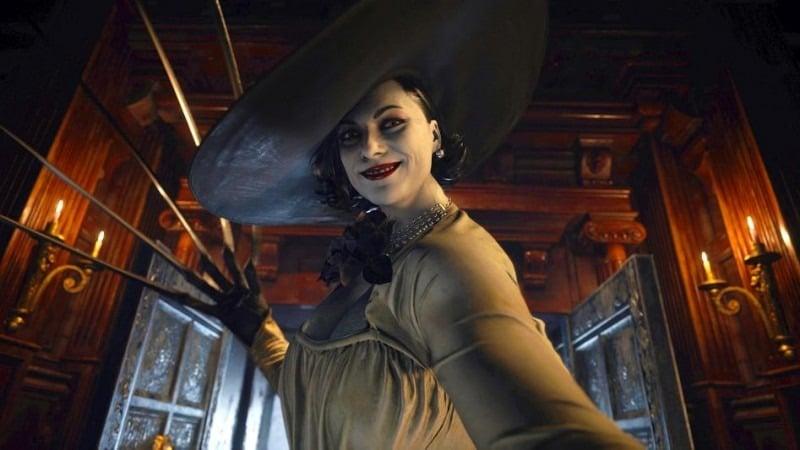 Самая высокая модель мира Екатерина Лисина закосплеила секс-символ Resident Evil Village