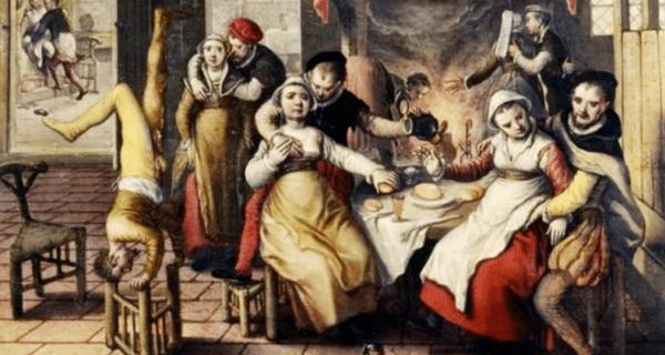 Непристойные традиции старины, способные смутить даже современного человека