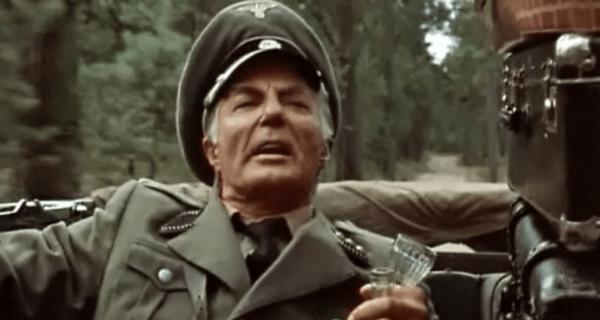 Тайна народного артиста СССР Хария Лиепиньша, бывшего рядового вермахта