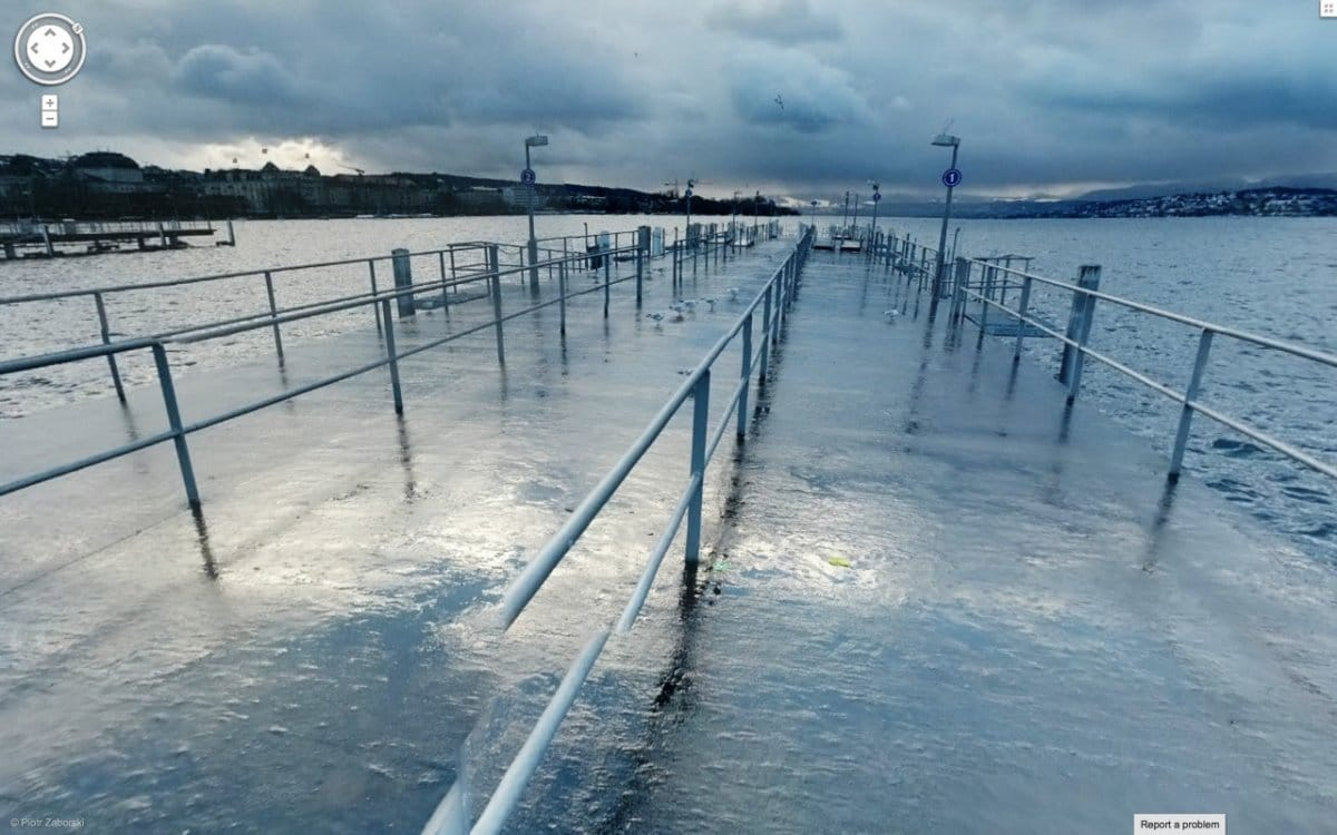 Bigpicture ru why was this dock flooded