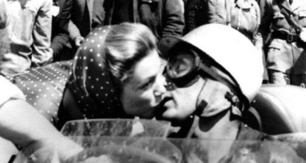 Поцелуй смерти, или История одной фотографии, сделанной за минуты до трагедии