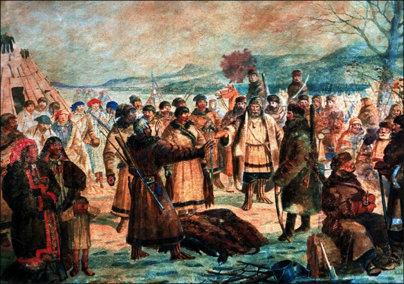 Казачьи невольницы: как русские насаждали женское рабство в Сибири
