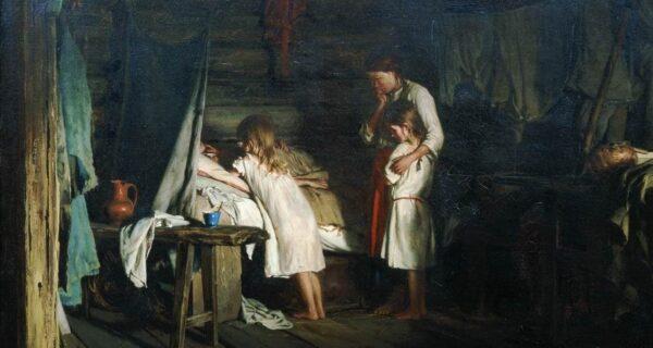 Как на Руси без врачей определяли наступление смерти