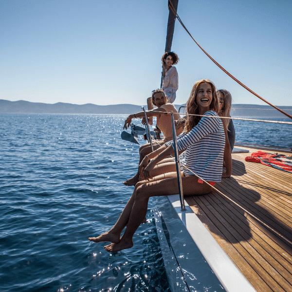 аренда парусных яхт