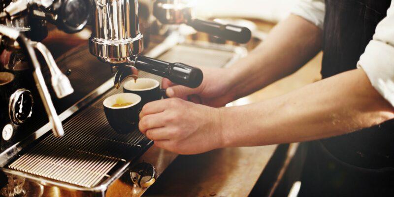 barista coffee maker machine