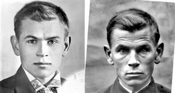 Фото солдата, сделанные до и после войны. Что пережил этот человек?
