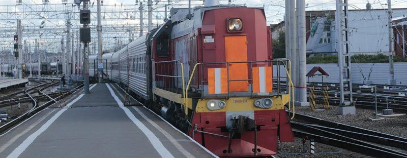 фирменный поезд волга из санкт петербурга в нижний новгород