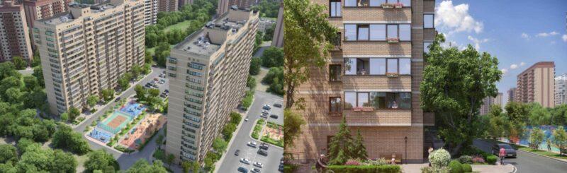 Квартиры в Краснодаре jk melodiya