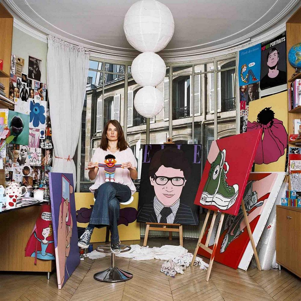 Bigpicture ru parizhanki fotograf boduen 54