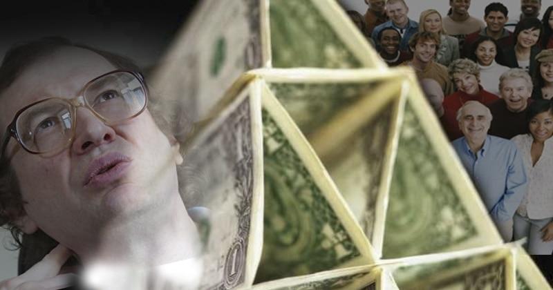 5 самых крупных в истории финансовых пирамид