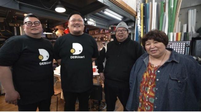 Bigpicture ru 20167 debucari layanan menyewakan orang gemuk di jepang
