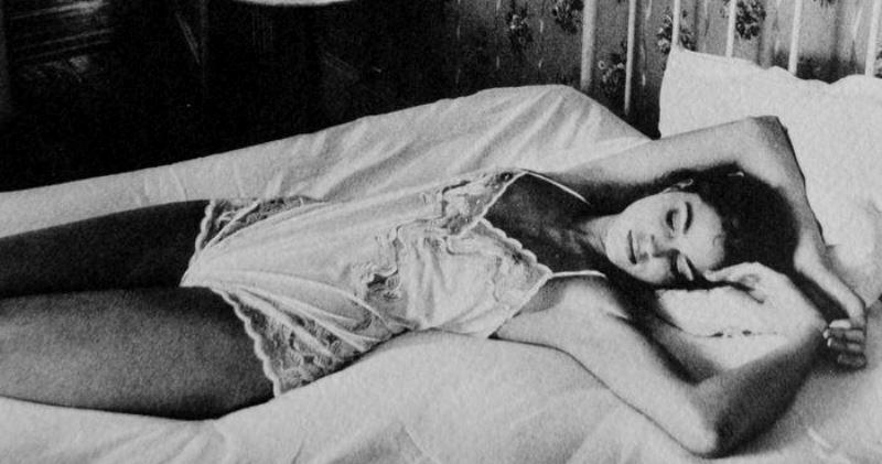 Черно-белая эротика Жанлу Сьеффа фото