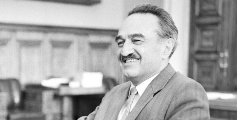 Politician anastas mikoyan