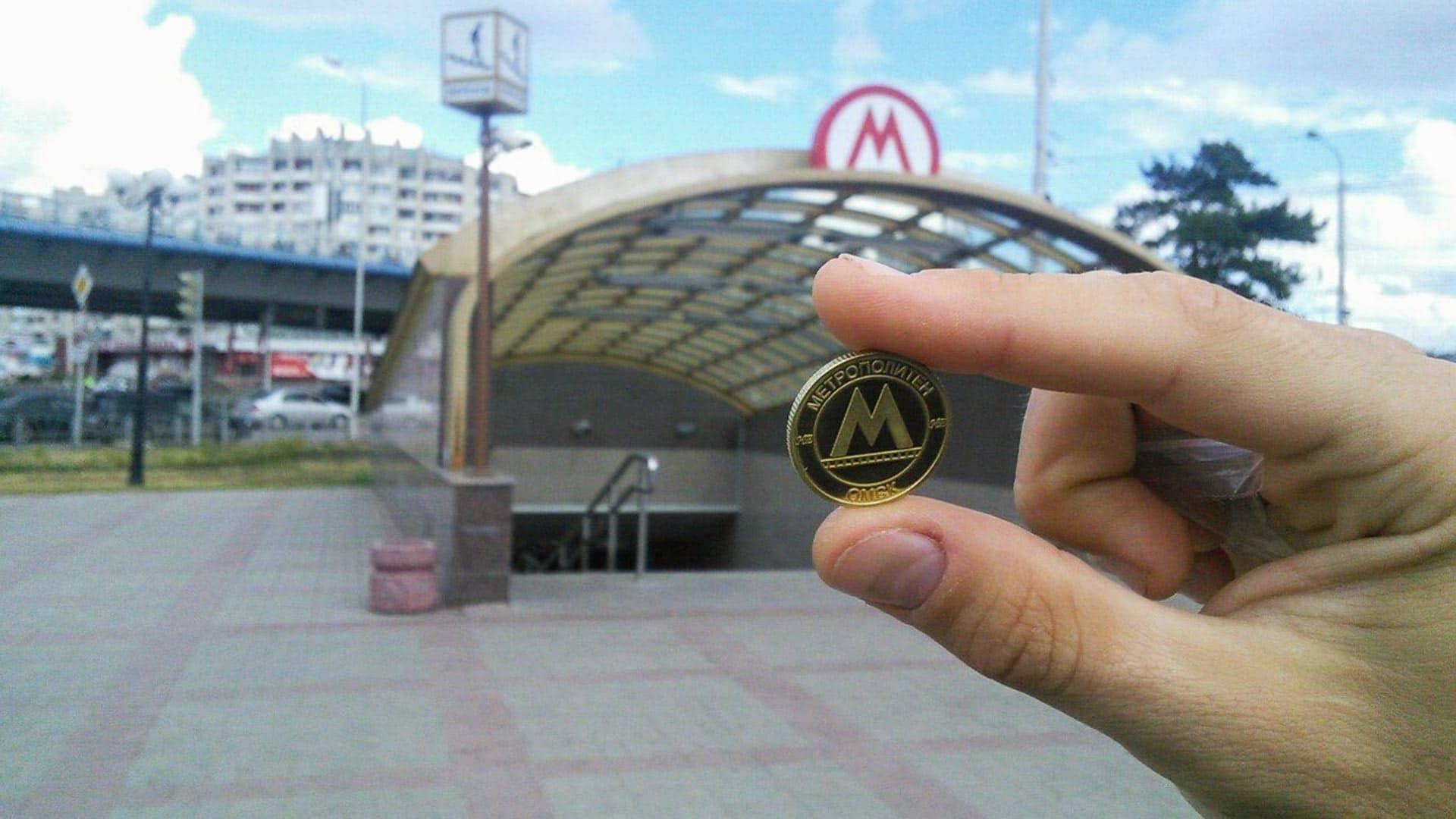 Как жители Омска используют свою единственную станцию метро?