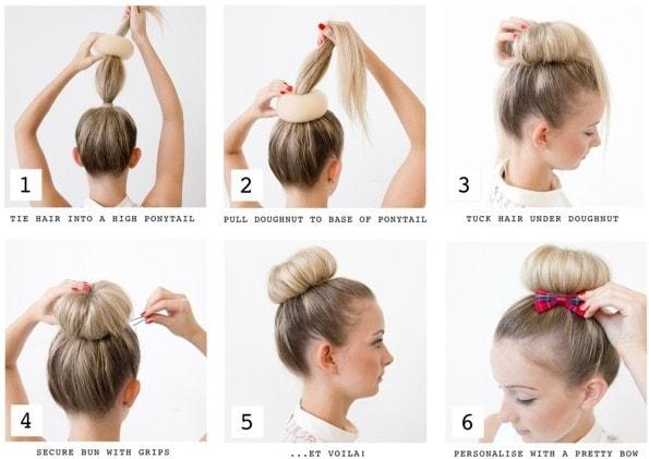 Bigpicture ru accessorize how to style the top bun