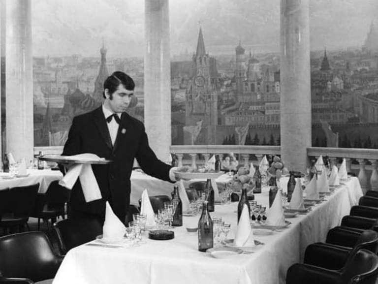 Обед «по первому разряду», или Какие блюда в ресторанах СССР были самыми дорогими фото