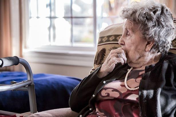 Bigpicture ru 0 elderly woman in a nursing hom