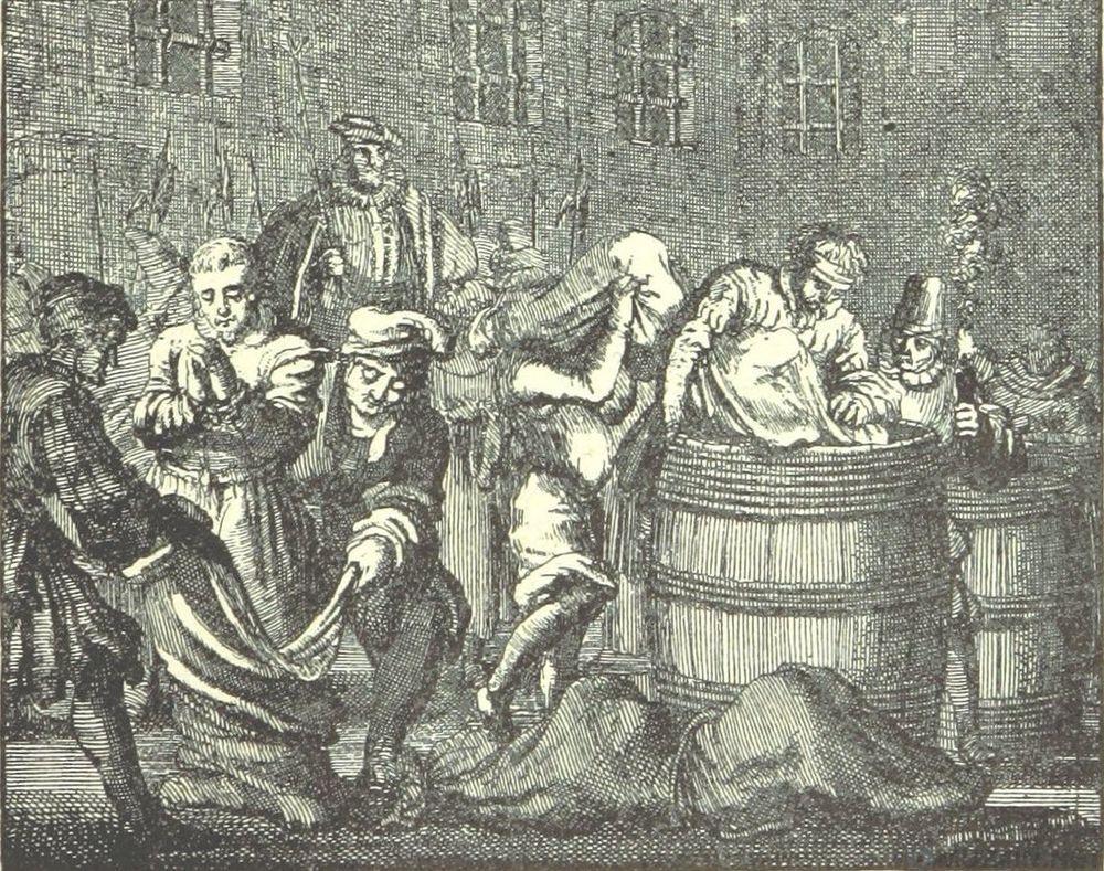 Poena cullei или «казнь в мешке»: самое суровое римское наказание фото