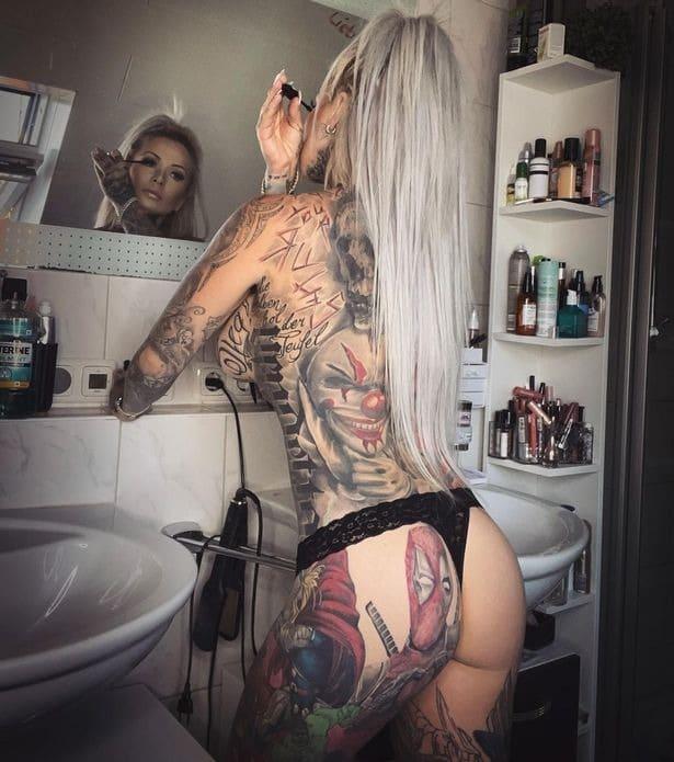 Bigpicture ru 1 tattoo