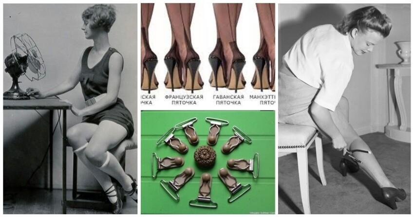 10 загадочных историй о чулках, самом сексуальном оружии обольщения фото