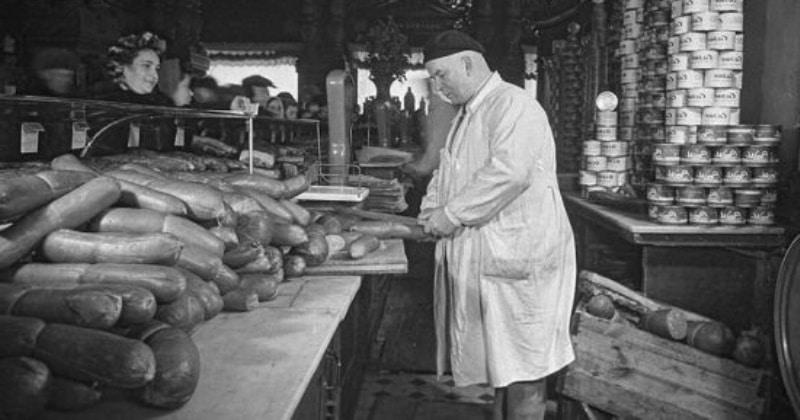 Как в СССР делали ливерную колбасу и почему ее называли «собачья радость» фото