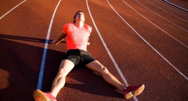 Runner after run