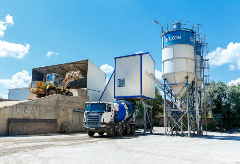 бетон от истринского производителя