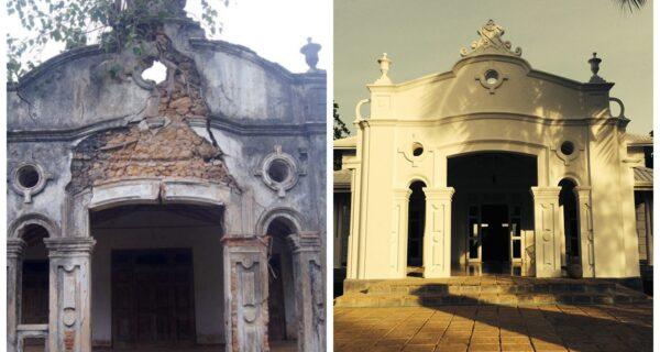 Как друзья превратили ветхий особняк на Шри-Ланке в изысканный отель