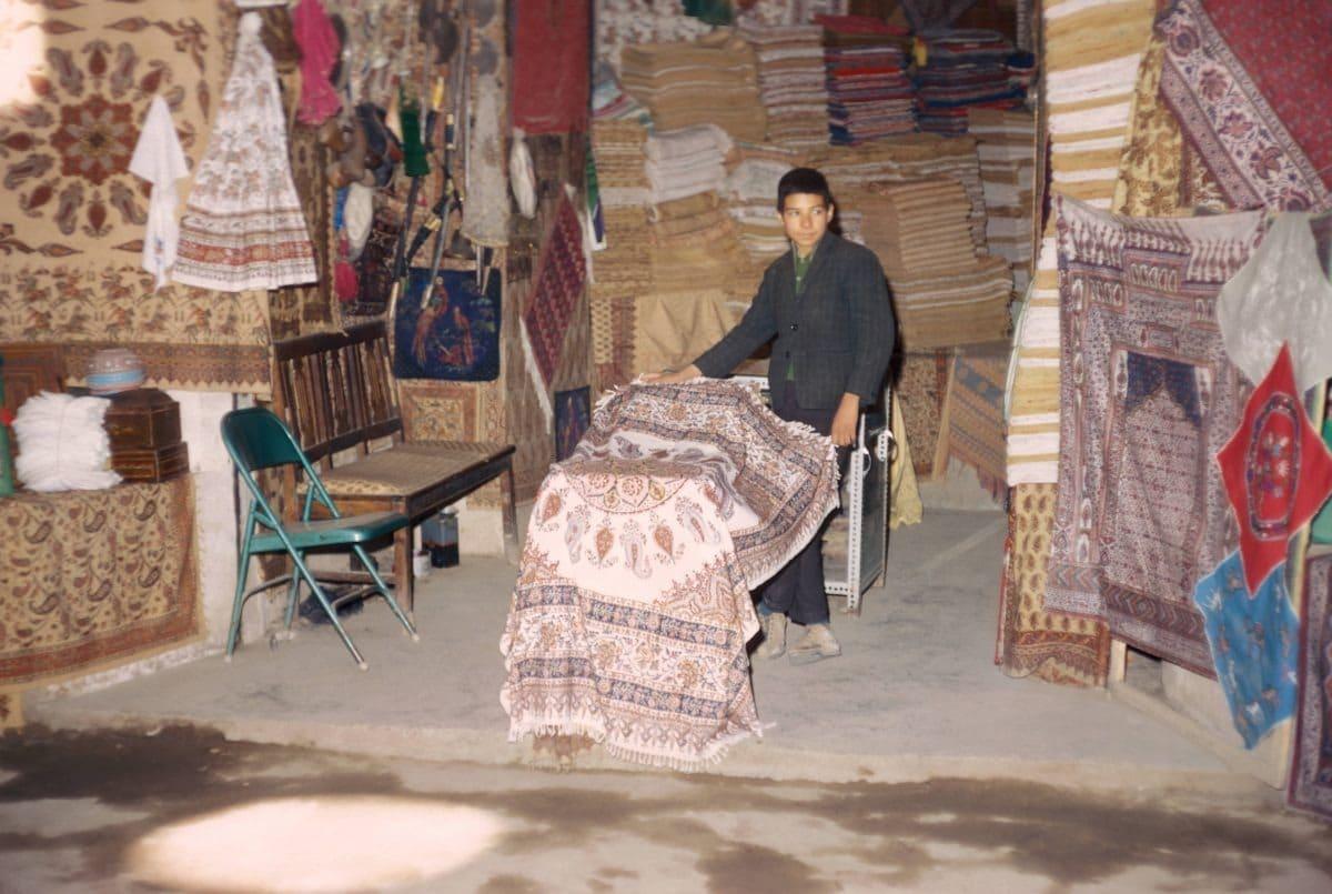 Bigpicture ru iran rug display at esfahan baza