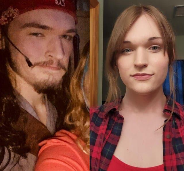 22 фото трансгендеров до и после того, как они стали… собой
