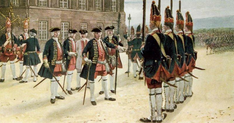 Зачем король Пруссии Фридрих Вильгельм I похищал высоких парней
