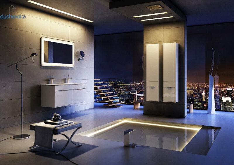 комплект мебели aqwella малага