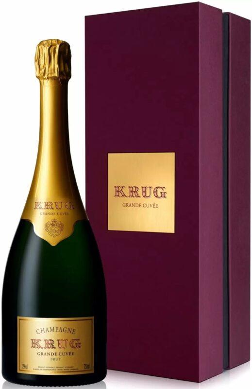 Выбор шампанского в качестве подарка