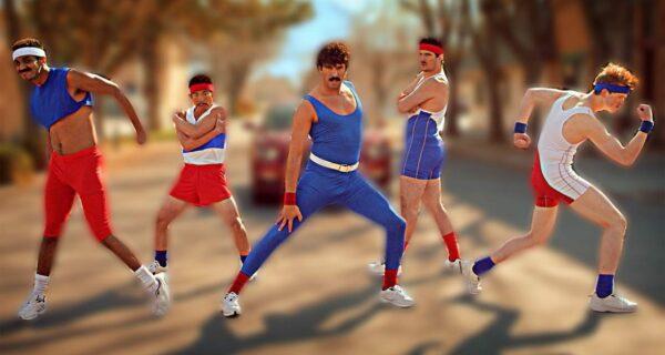 Аэробика, хулахуп, скакалка и ролики: культовые спортивные занятия 80‑х снова на пике популярности