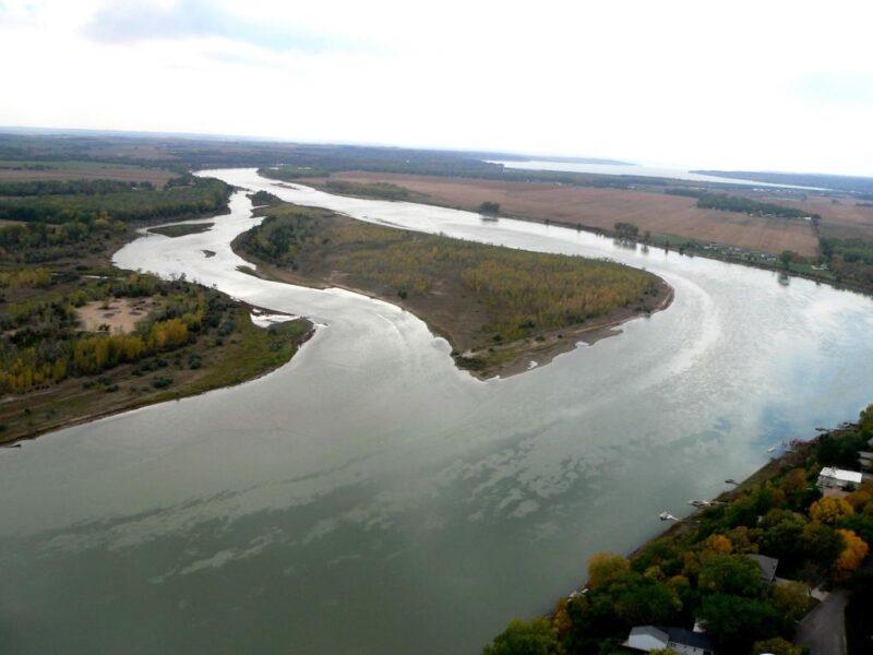 Bigpicture ru missouri river near yankton 1