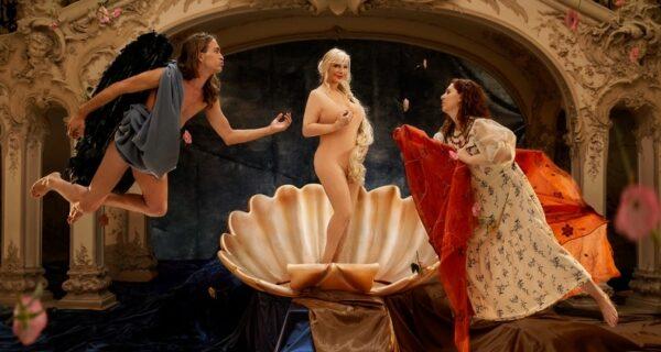 PornHub создал сервис Classic Nudes для знакомства с эротическими шедеврами искусства
