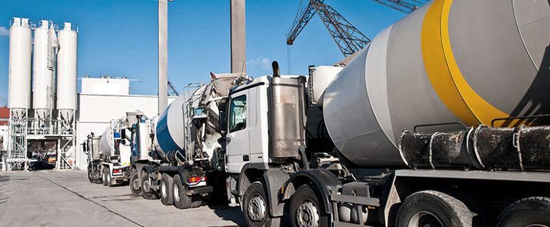 оборудование бетонного завода
