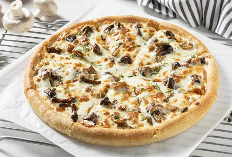 ipizza пицца грибное ассорти