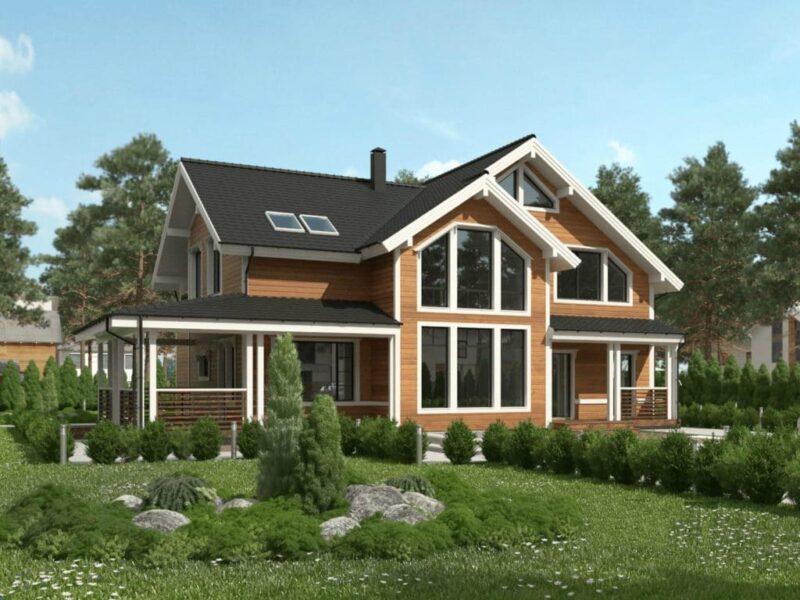 проект дома маркул