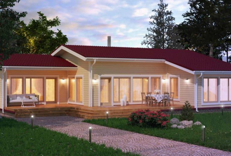 проект дома оскар
