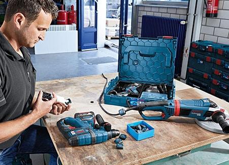 профессиональный ремонт электроинструмента бош с гарантией