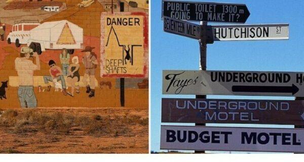 Как живут обитатели Кубер-Педи, города под землей, который вы точно видели вкино