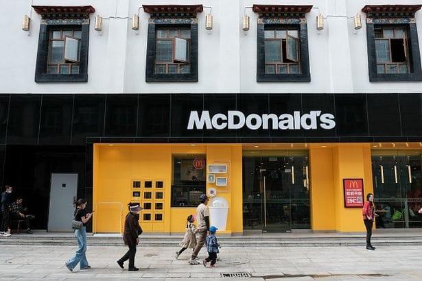 Bigpicture ru 2 tibets first mcdonalds restaur