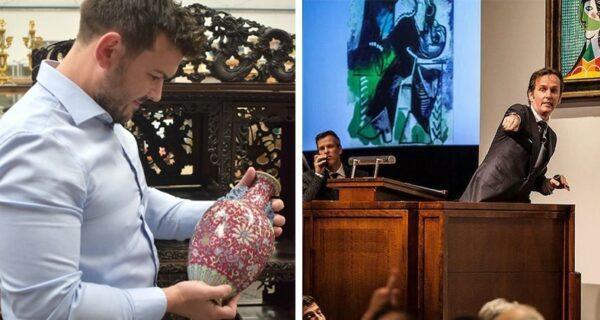 Китайскую вазу, 40 лет пылившуюся на полке, продали за 56 миллионов рублей