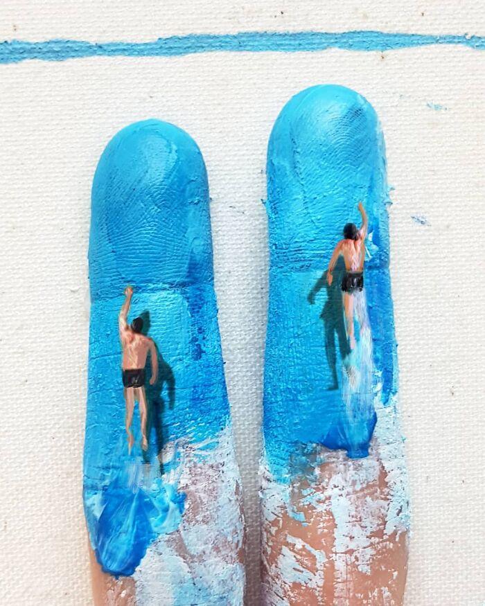Bigpicture ru artist uses his hands as a canvas to show his hidden worlds 39 pics 60a77e99da480 700