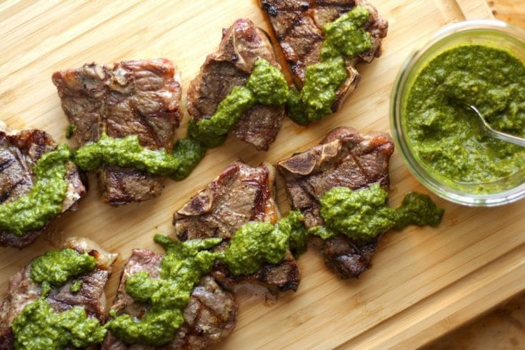 Bigpicture ru grilled lamb herb sauce vinho ve